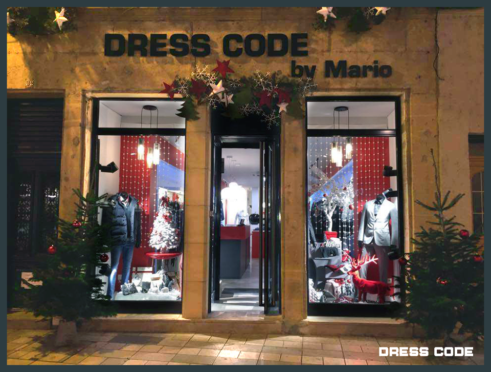 Dress Code By Mario